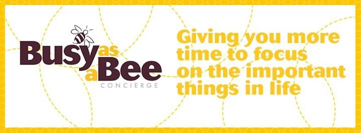 Busy as a Bee Concierge cover