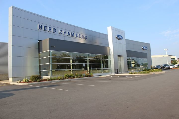 Herb Chambers Ford of Westborough cover