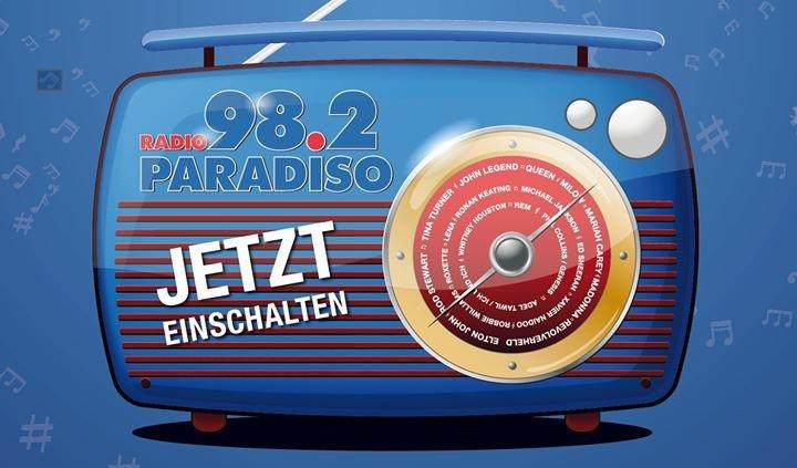 Radio Paradiso cover