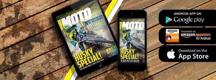 Moto Magazine cover