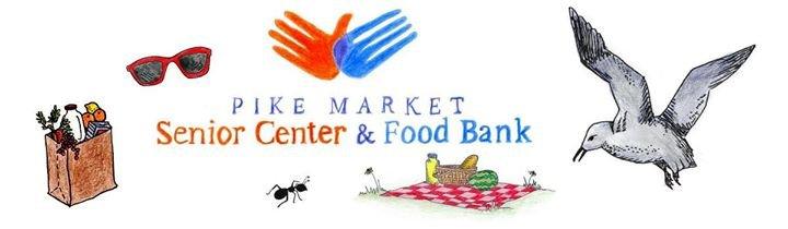 Pike Market Senior Center & Food Bank cover