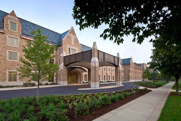 Morris Inn at the University of Notre Dame cover