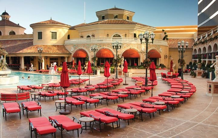 Peppermill Resort Spa Casino cover