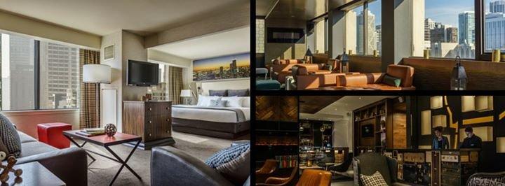Cambria Hotel Chicago Magnificent Mile cover