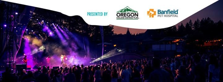 Oregon Zoo Summer Concerts cover