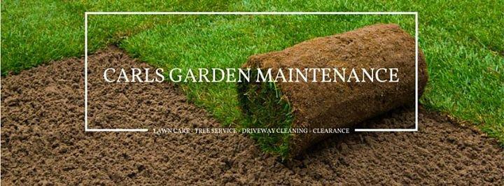 Carl's Garden Maintenance cover