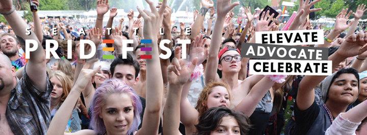 Seattle PrideFest cover
