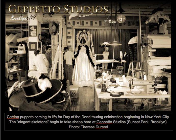 Geppetto Studios, Inc. cover