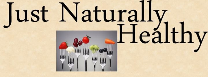 Just Naturally Healthy cover