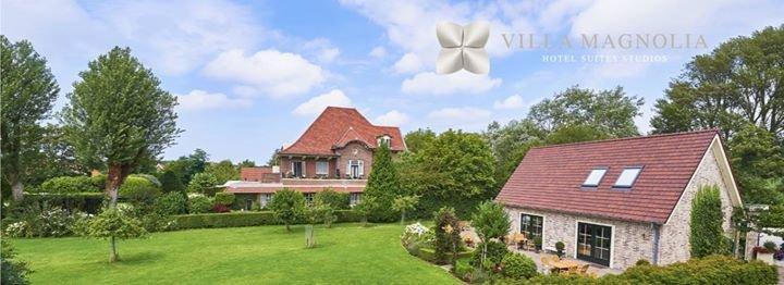 Villa Magnolia cover