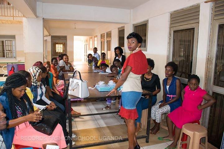 Records Fashion School Uganda Kampala Uganda