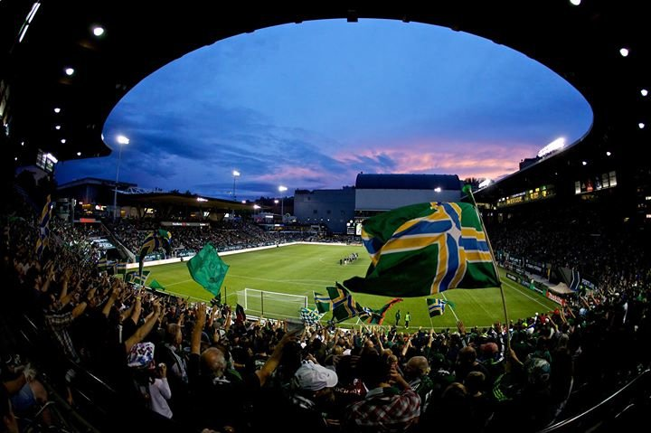 Providence Park cover