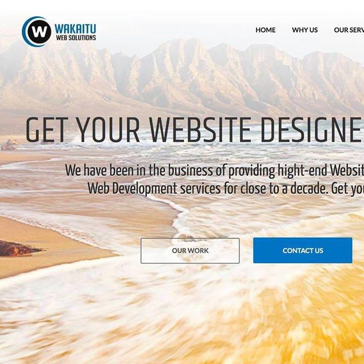 Wakaitu Web Solutions cover