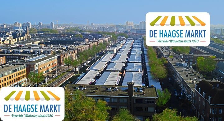 Haagse Markt cover