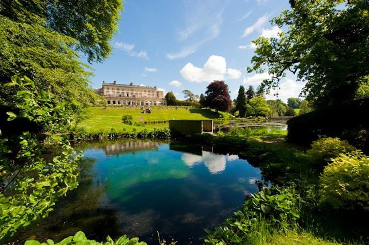 Cowley Manor cover