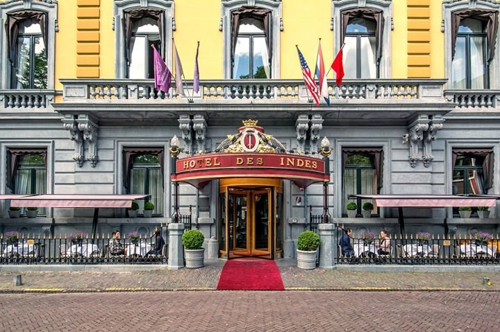 Hotel Des Indes cover