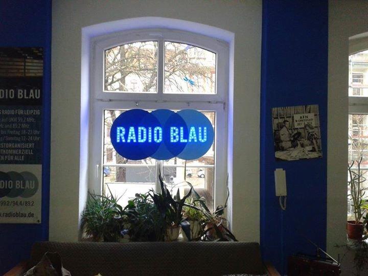 Radio Blau cover