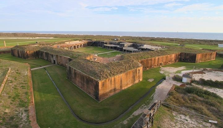 Fort Morgan State Historic Site cover