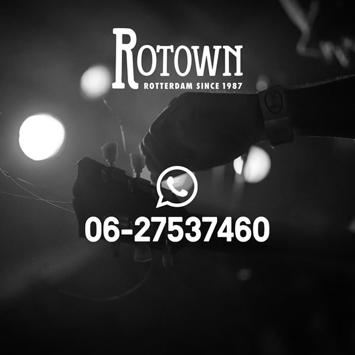 Rotown Rotterdam cover