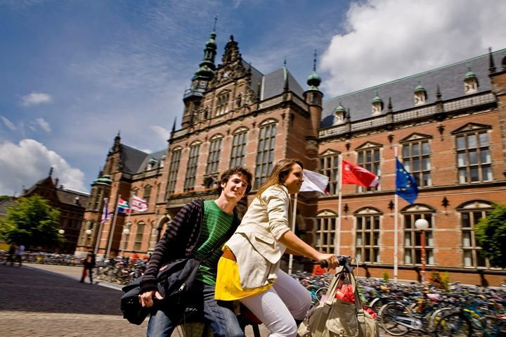 University of Groningen cover