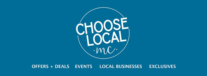 Choose Local MC cover