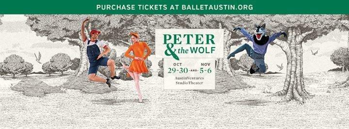 Ballet Austin cover