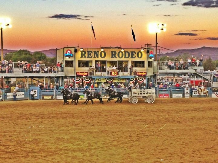Reno Rodeo cover