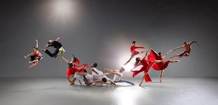 Phoenix Dance Theatre cover