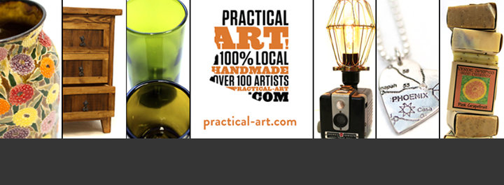 Practical Art cover