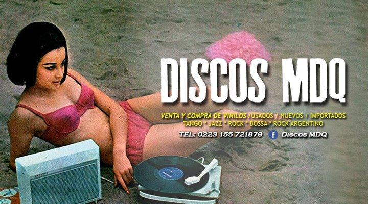Discos MDQ cover