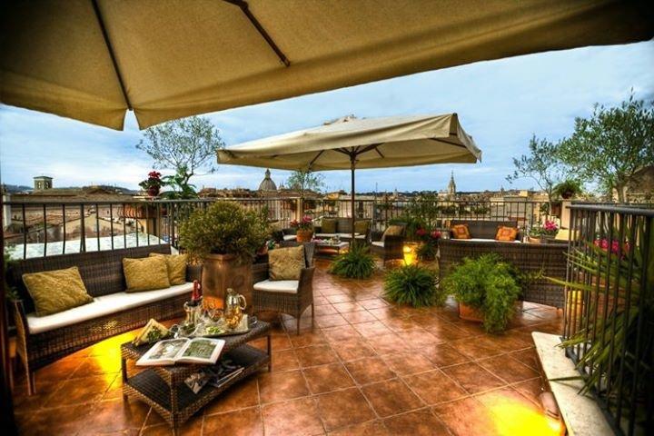 Boutique Hotel Campo de' Fiori cover