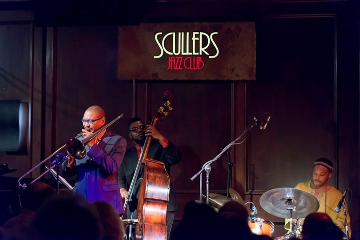 Scullers Jazz cover