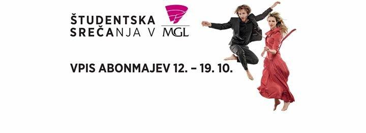 MGL - Mestno gledališče ljubljansko cover