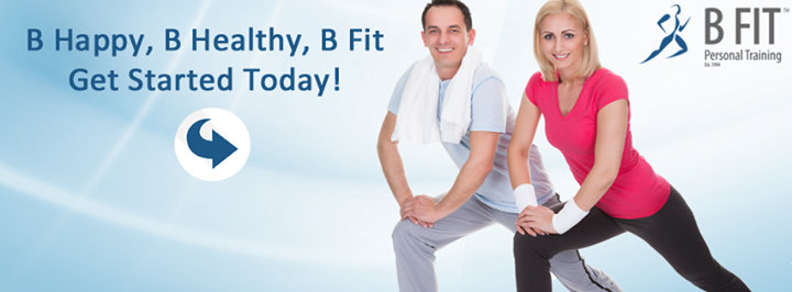 B Fit Personal Training In N. Vancouver cover