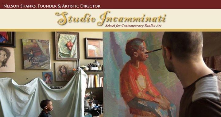 Studio Incamminati, School for Contemporary Realist Art cover