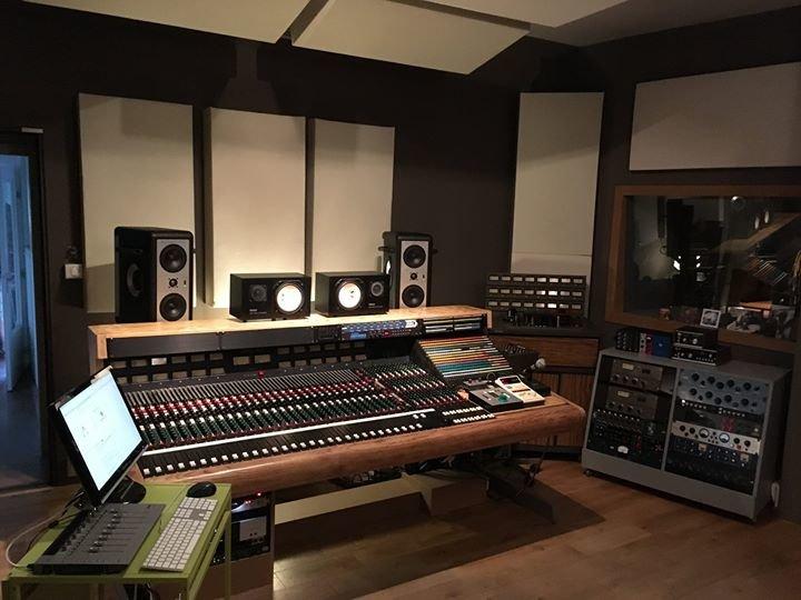 Mikrokosm recording studios cover