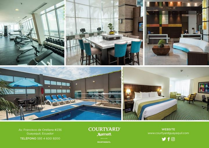 Courtyard by Marriott Guayaquil cover
