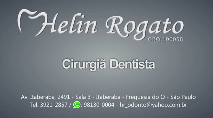 Odontologia Dra Helin Rogato cover