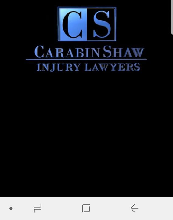Carabin & Shaw, P.C. cover