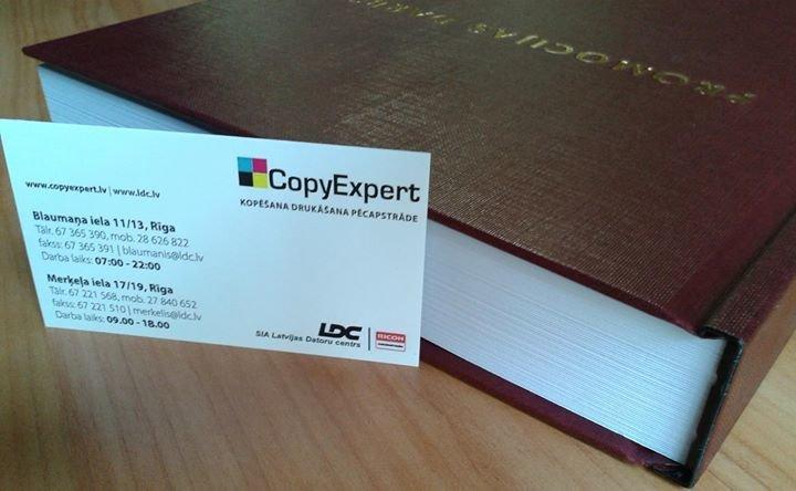CopyExpert cover