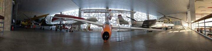 Lietuvos aviacijos muziejus cover