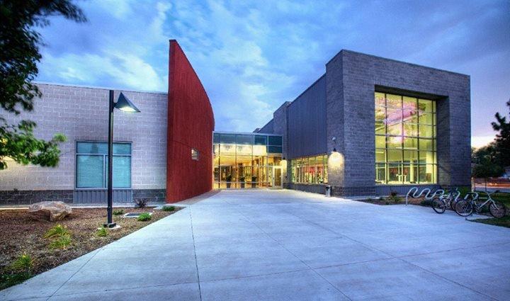 Sorenson Unity Center cover