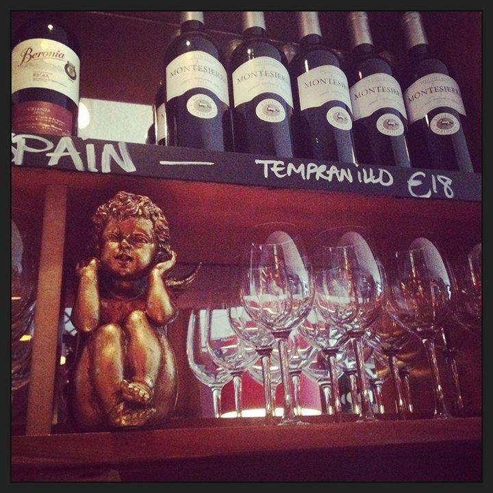Mimosa Bar de Tapas - Carlow. cover