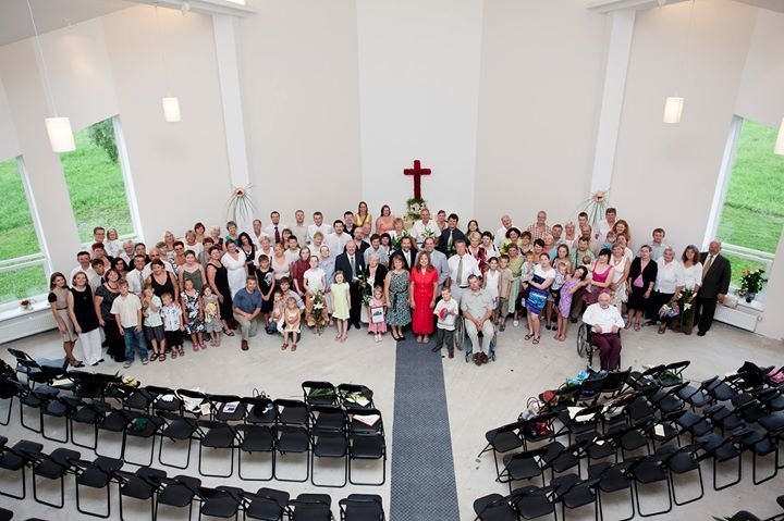 Ozolnieku baptistu draudze cover