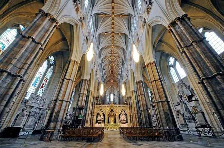 Westminster Abbey cover