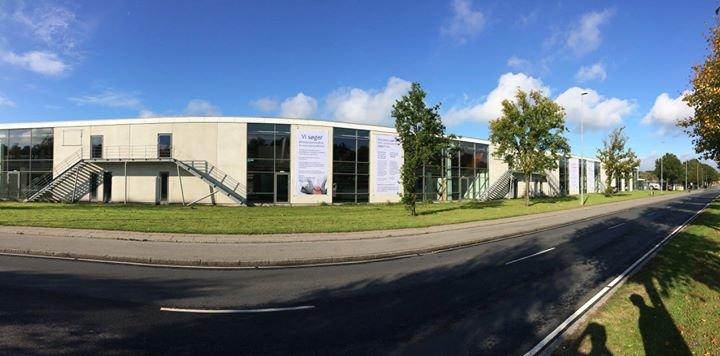Odense Sportscentrum cover