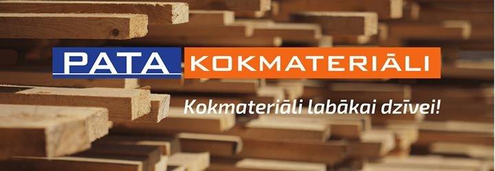 PATA KOKMATERIĀLI cover