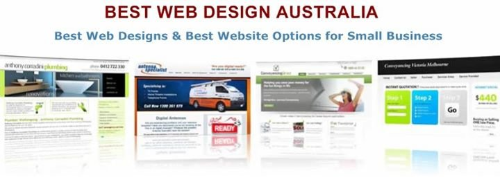 Best Web Design Australia cover