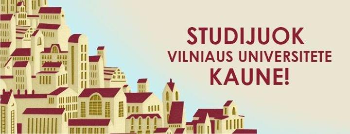 VU Kauno fakultetas cover