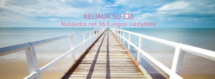 Europos jaunimo kortelė cover